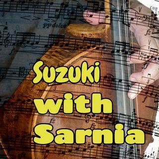 (Pod-Class 3) Suzuki Cello Book 1 String Crossing D-A Free Lesson Posture Bow Tone Exercise