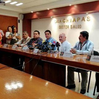 Confirma Secretaría de Salud de Chiapas caso de coronavirus