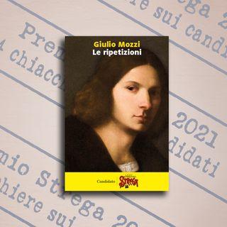 """4 chiacchiere su """"Le ripetizioni"""", Giulio Mozzi, Marsilio"""