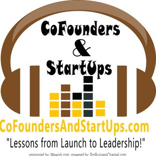 CoFounders MatchUp | Speakers Panel and Live Show!