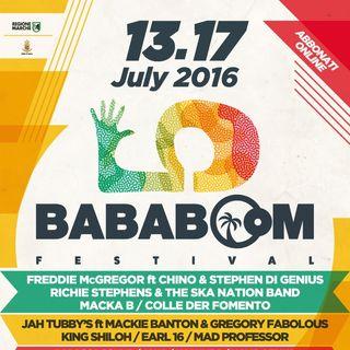 Bababoom Festival - Intervista con Andrea Borraccini