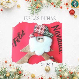 """IES Dunas de las Chapas (Marbella). """"Llegó la navidad"""""""