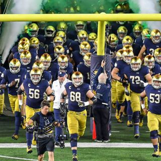 Go B1G or Go Home:Did the Big Ten dominate Hockey, Spring Games, Notre Dame to the Big ten?