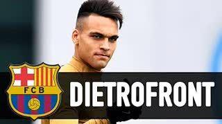 Il Barcellona si arrende per Lautaro Martinez?