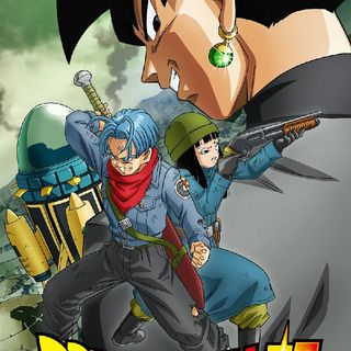 Goku BLACK Saga Overview