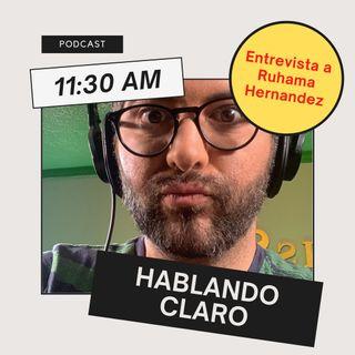 Hablando Claro con Ruhama Fernandez desde Cuba   Noticias de Cuba   Opositores Cubanos   Cuba