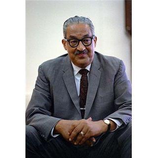 Thurgood Marshall a Race Lawyer