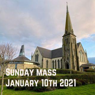 Sunday Mass Bundoran 10th January 2021
