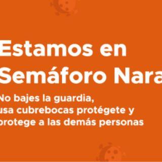 #248 Hoy pasamos a SEMAFORO NARANJA se amplían aforos