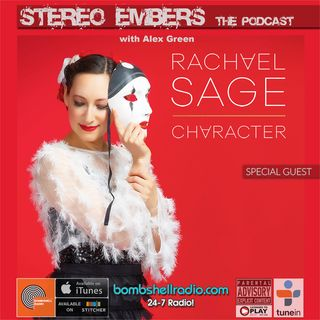 Stereo Embers The Podcast: Rachael Sage