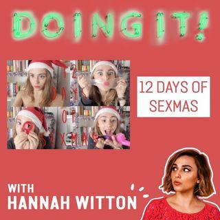12 Days of Sexmas