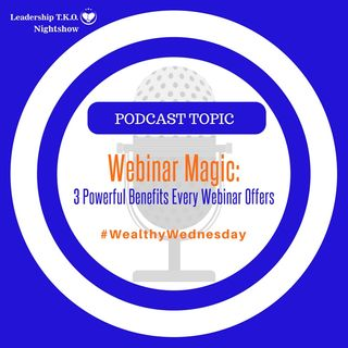 How Authors Can Maximize the Use of Webinars to Gain Passive Income | Lakeisha McKnight
