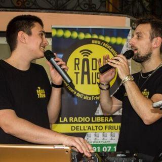 Radio Tausia: l'intervista Federico Morocutti