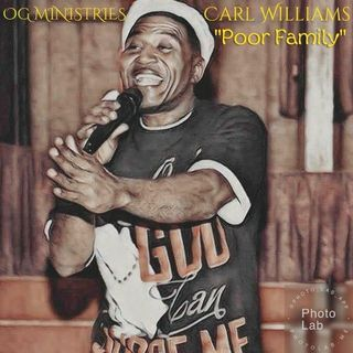 Uheardme1st RADIO TALK SHOW -O.G.  WILLIAMS
