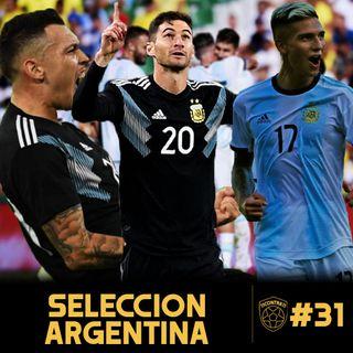 11contra11 #31 El presente de la Seleccion Argentina