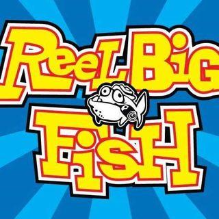 Aaron Barrett of Reel Big Fish Replicon Interview