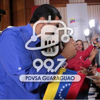 Presidente Maduro ordenó revisar los derechos contractuales de los trabajadores petroleros
