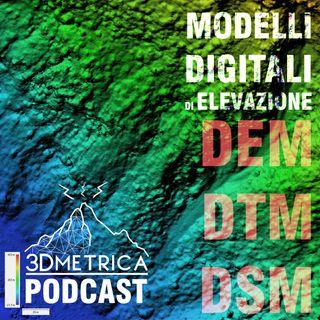 EP10 - Modelli digitali di elevazione