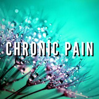 ASMR | AFFIRMATIONS FOR PEACE ON DARK DAYS #ChronicPain [Thunderstorm]