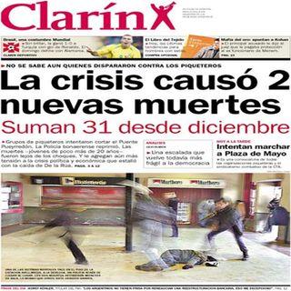 La crisis causo dos nuevas muertes - Documental