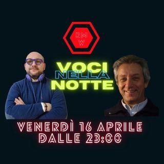 Voci nella Notte: ospite il prof Marco Moroni - puntata del 16/04/2021