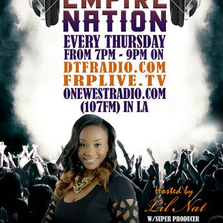 DIGITAL EMPIRE NATION W KELLY ANDRE, GODFATHER OF HARLEM EP MARKUANN SMITH AND DJ MAJESTIC