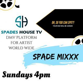 Sunday's Spade Mix