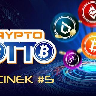 Crypto Lotto #5 - inwestujemy w losowe shitcoiny i tokeny rynku DeFi. Czy uda się zarobić?