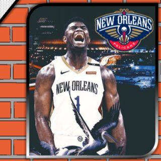 Terceira Mesa - O último quarto de Zion em seu debut na NBA!