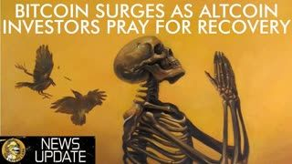 Bitcoin Price Surges As Other Cryptos Gets Crushed! Is Alt Season Coming Soon