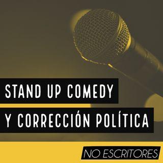 Los No Escritores conversan: Stand up comedy y corrección política
