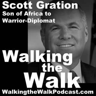 053 Scott Gration - Son of Africa to Warrior Diplomat!
