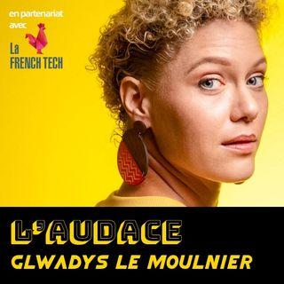 """Glwadys Le Moulnier : """"La classe sociale détermine la difficulté avec laquelle on peut entreprendre"""""""