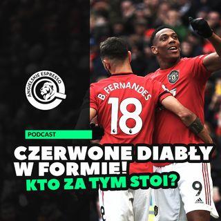 Szukamy słabych punktów Manchesteru United