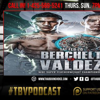 ☎️ Miguel Berchelt vs. Oscar Valdez🔥The Return Of Adrien Broner😱 Weekend Preview ❗️