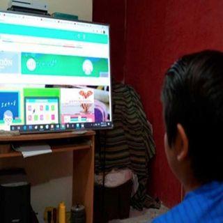 Mañana regresan a clases virtuales, más de 25 alumnos de nivel básico