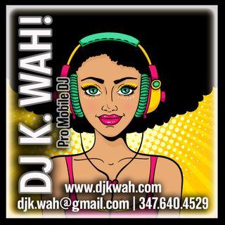 Reggae Feels Mix 2018 Vol. 1 by DJ K. Wah!