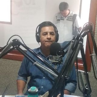 Jorge Iván Ospina en Entre Líneas de Javeriana Estéreo Cali