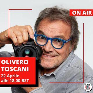 """Oliviero Toscani: """"Sul ponte Morandi mi sono piovute critiche ma ingiuste, è stato un dolore per tutti noi"""""""