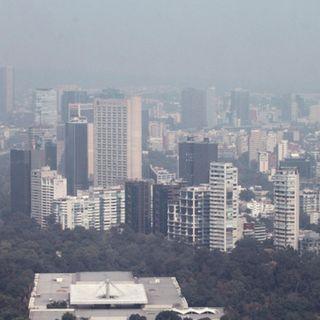 Reportan mala calidad del aire