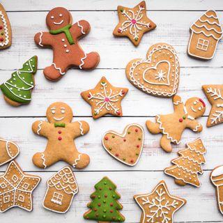 La Dolce Meta di Buò #3 - Biscotti pan di zenzero, biscotti alle mandorle e ferri di cavallo