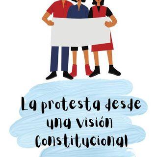 La protesta desde la visión del derecho constitucional