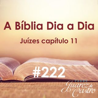 Curso Bíblico 222 - Juízes Capítulo 11 - Jefté - Padre Juarez de Castro