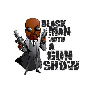 231 Black Man With A Gun