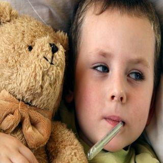 Como manejar la conducta del niño cuando está enfermo
