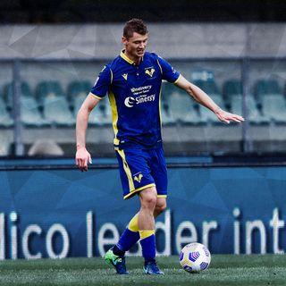 #VeronaLazio | Le parole del difensore gialloblù Paweł Dawidowicz a fine gara | 11 aprile 2021