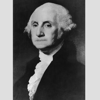 George Washington zum 1. US-Präsidenten erklärt (am 06.04.1789)