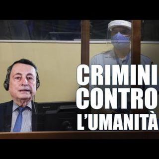 Crimini contro l'umanità - Dietro il sipario - Talk show