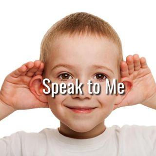 Speak to Me - Morning Manna #3224