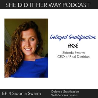 SDH 004: Delayed Gratification with Sidonia Swarm